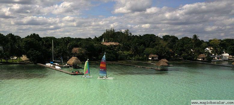 Turismo sustentable en Bacalar
