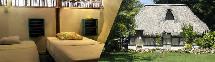 Hospedaje - alojamiento - Hostal en Laguna de Bacalar